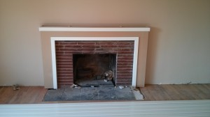 Rebuilt Bricks and Mantle
